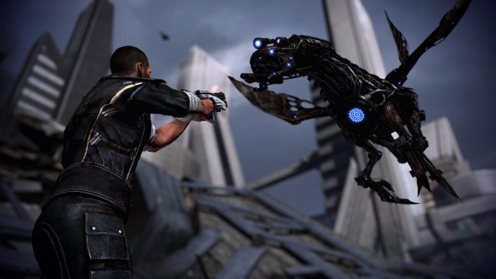 Mass Effect Legendary Edition: Tribute-Video & Launch-Trailer stehen bereit