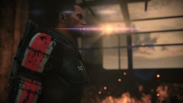 Mass Effect Legendary Edition: Neue Screenshots steigern die Vorfreude auf den Release