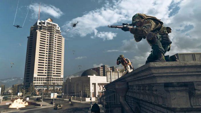 """Call of Duty Warzone: Rundgang durch den Nakatomi Plaza aus """"Stirb Langsam"""""""
