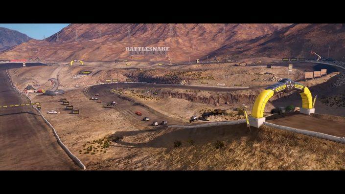 Wreckfest: Gratis-Update führt eine neue Rennstrecke und Fahrzeug-Paket ein