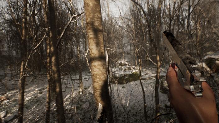 Abandoned: Geleakte Bilder aus dem mysteriösen Projekt aufgetaucht