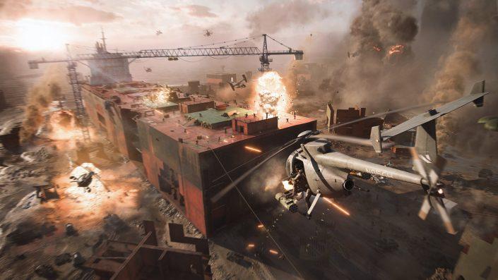 Battlefield 2042: Trailer-Premiere von Hazard Zone steht bevor – erster Teaser