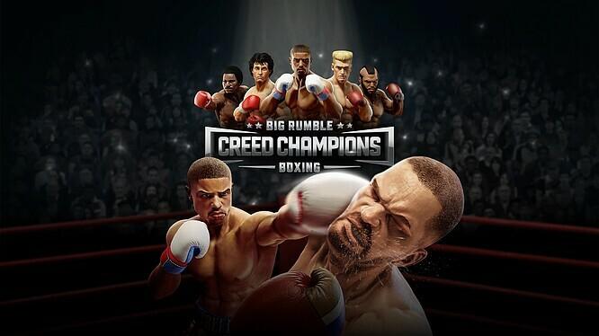 Big Rumble Boxing Creed Champions: Box-Titel um die Creed-Franchise vorgestellt – Erster Trailer