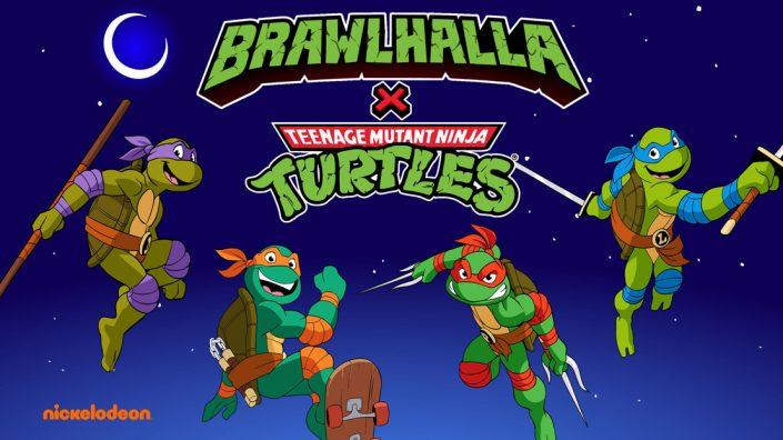 Ubisoft: Brawlhalla-Crossover mit den Turtles und neue Zahl zu The Crew