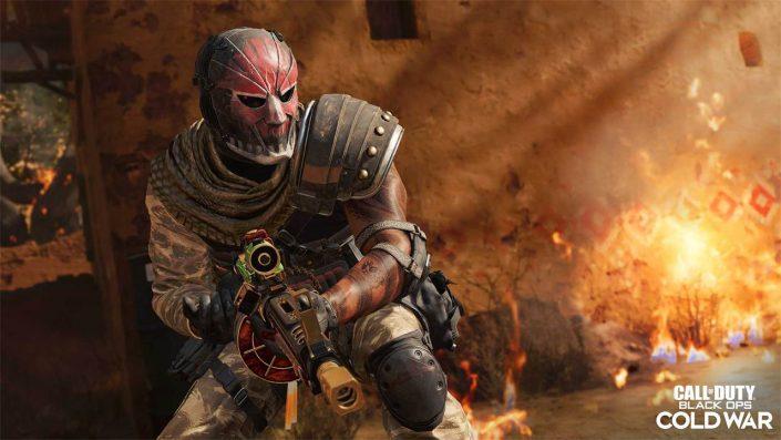 Call of Duty Black Ops Cold War: Neues optionales Texturpaket für die PS5 erschienen – Weiterer Patch veröffentlicht