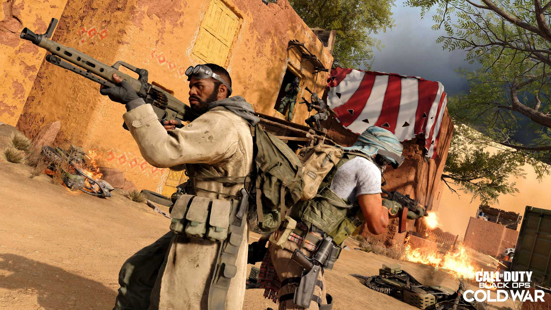 Call of DutyBlack Ops Cold War