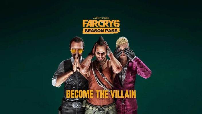 Far Cry 6: Triff den Schurken-Trailer veröffentlicht + Season Pass angekündigt