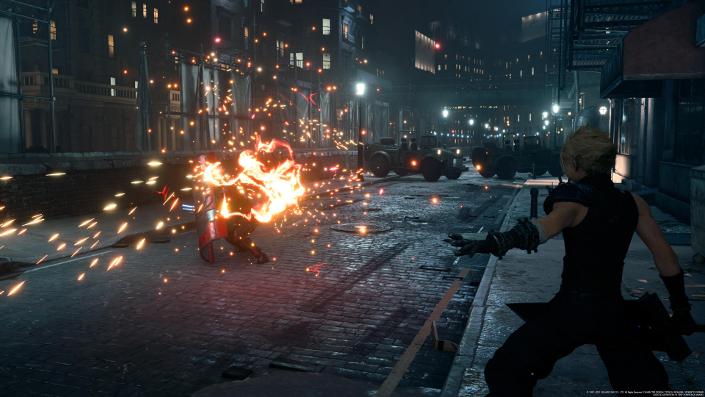 Final Fantasy VII Remake Intergrade: Square Enix erklärt die Optimierung für PS5