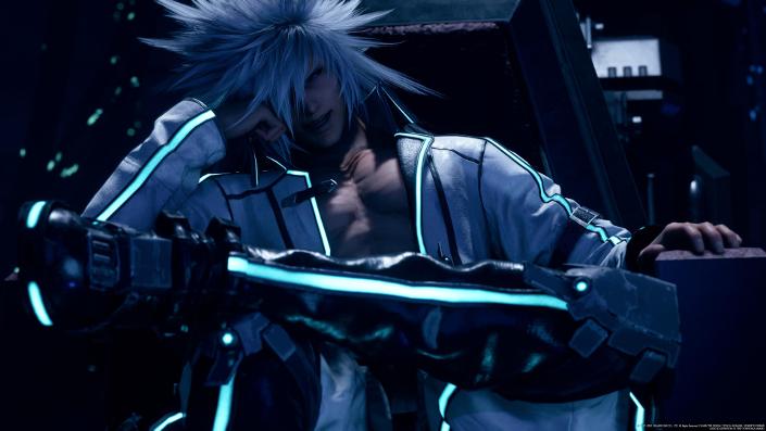 Final Fantasy VII Remake Intergrade INTERmission – Weiss