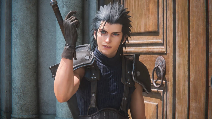 Final Fantasy VII Remake Intergrade INTERmission – Zack Fair
