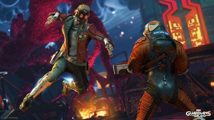 Guardians of the Galaxy: Entwickler sprechen im Dev-Diary über das Charakter-Design
