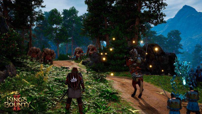King's Bounty 2: Heldin Katharine vorgestellt – Umfangreicher Gameplay-Trailer