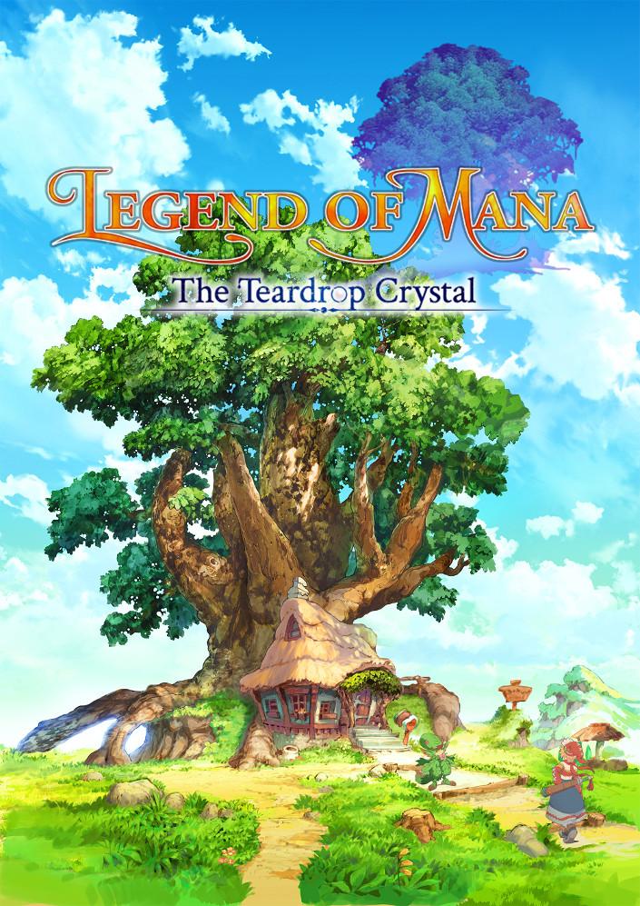 Legend of Mana The Teardrop Crystal Visual