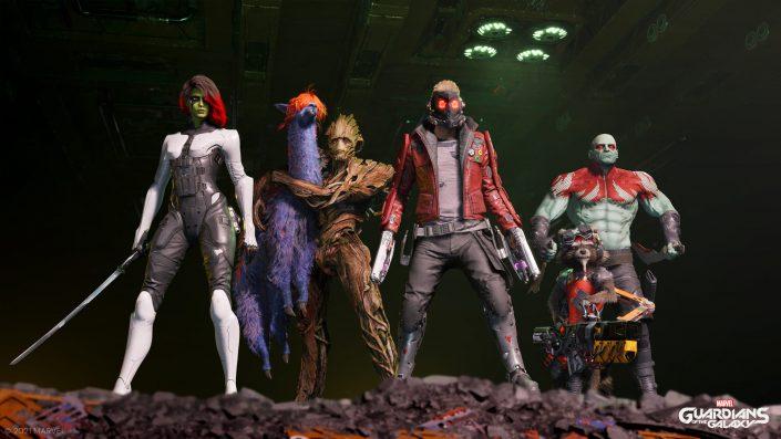 Guardians of the Galaxy: Infos und Video zum Soundtrack – KISS, New Kids On The Block und mehr