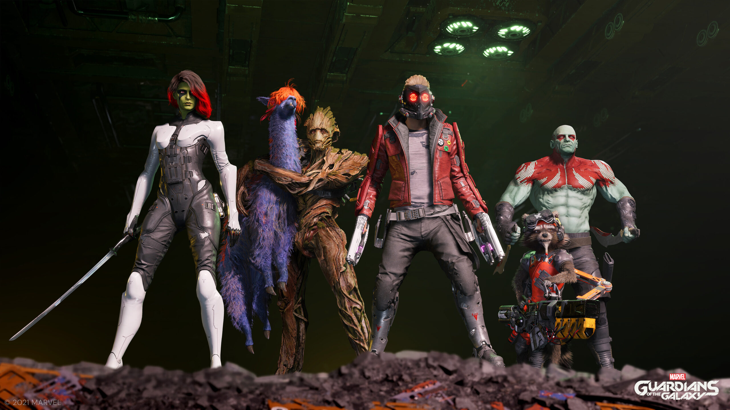 Marvel's Guardians of the Galaxy 02