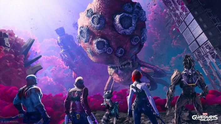 Guardians of the Galaxy: Entwickler begründen Singleplayer-Fokus