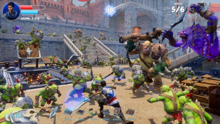 Orcs Must Die! 3: PS4-Version erscheint im Juli und neuer Trailer