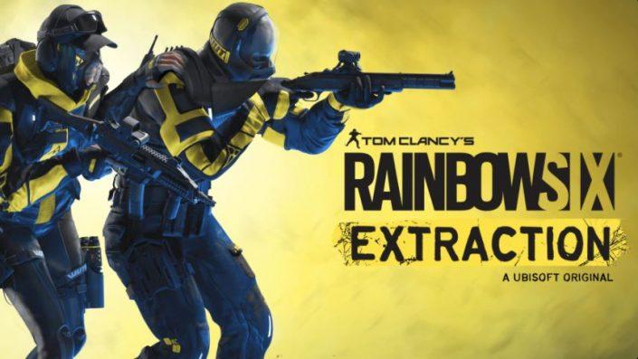 Rainbow Six Extraction: Erweitertes Gameplay und Operator-Video mit Ela