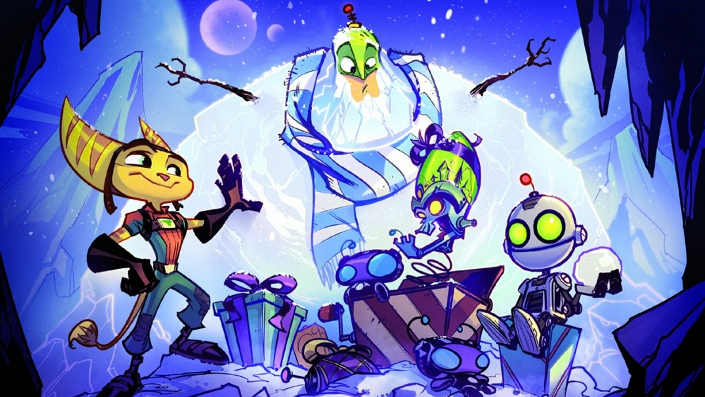 Ratchet & Clank A Crack in Time 01