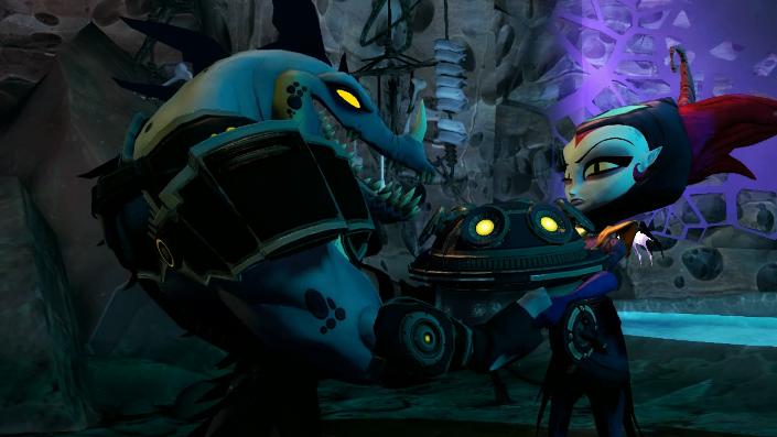 Ratchet & Clank Nexus – Vendra mit einem Dimensionator