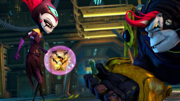 Ratchet & Clank Nexus – Vendra und ihr Bruder