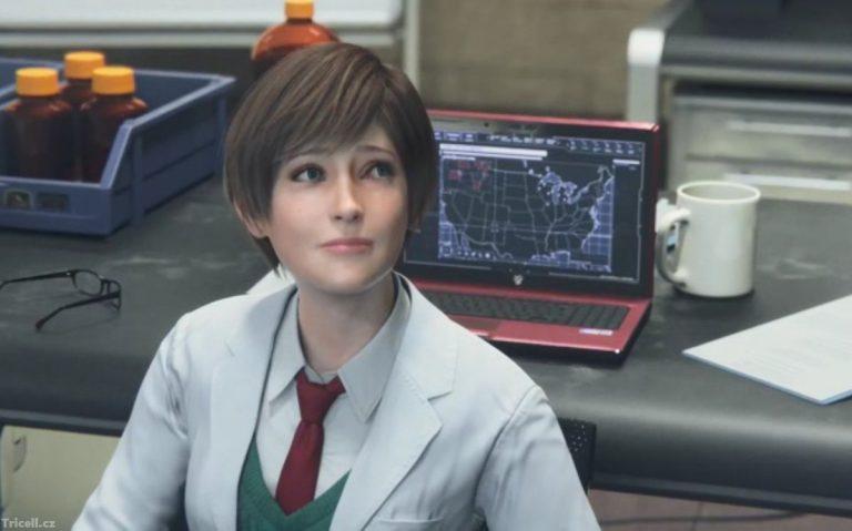 Resident Evil Rebecca Chambers