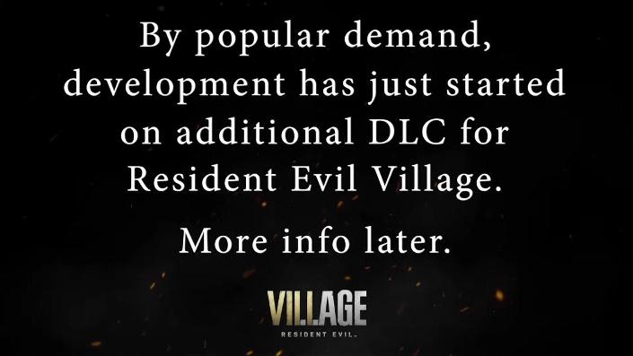 Resident Evil Village: DLC bestätigt + Re:Verse startet im Juli