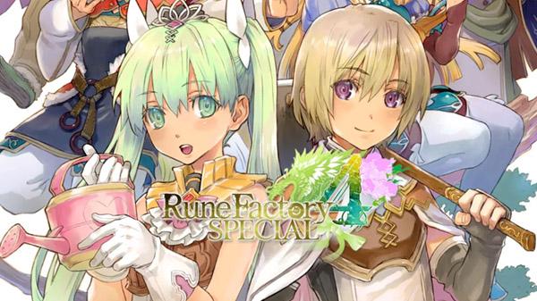 Rune Factory 4 Special: Erscheint im Herbst auch für die PlayStation 4