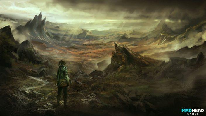 Scars Above: Fast 9 Minuten Gameplay aus dem Sci-Fi-Action-Adventure