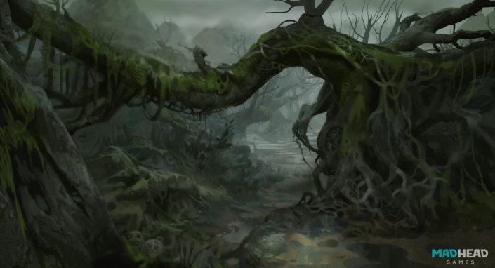 Scars Above: Düsteres Science-Fiction-Abenteuer mit ersten Artworks & Gameplay angekündigt