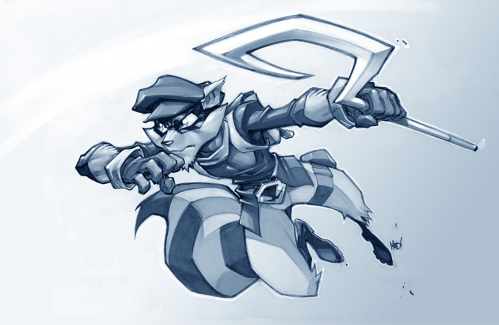 Sly Cooper 4 – Concept 1