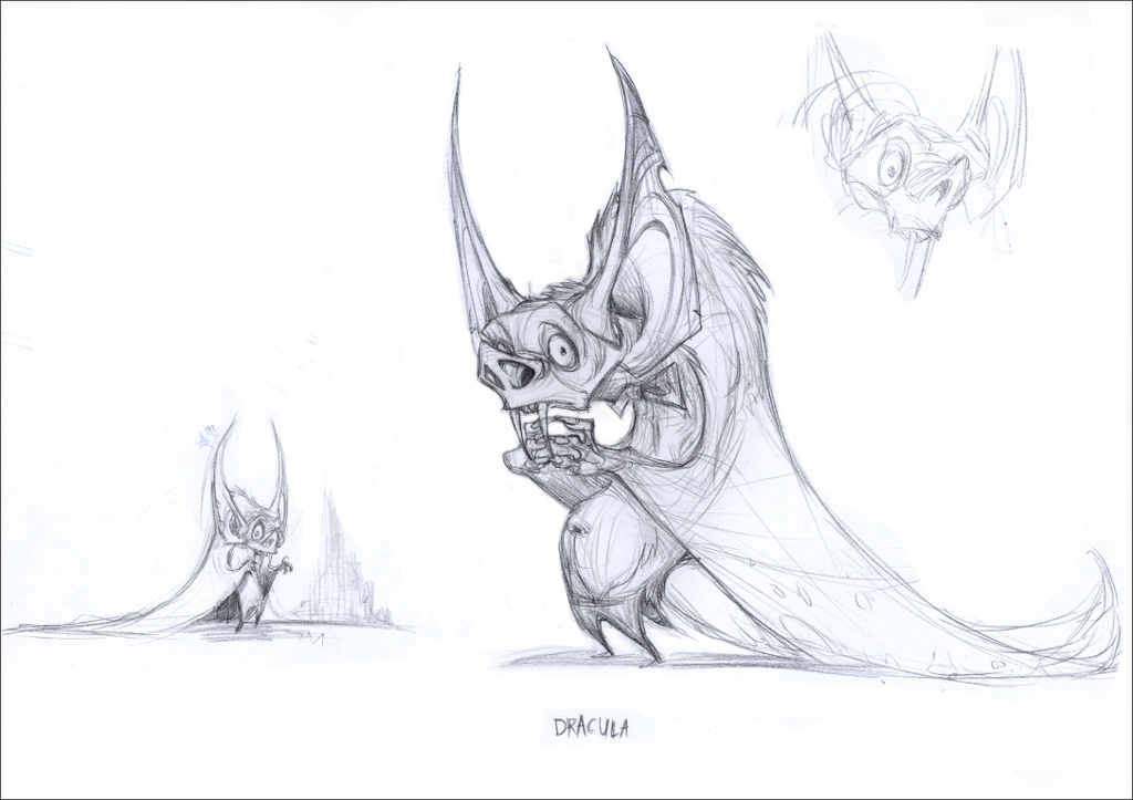 Sly Cooper 4 – Concept 4