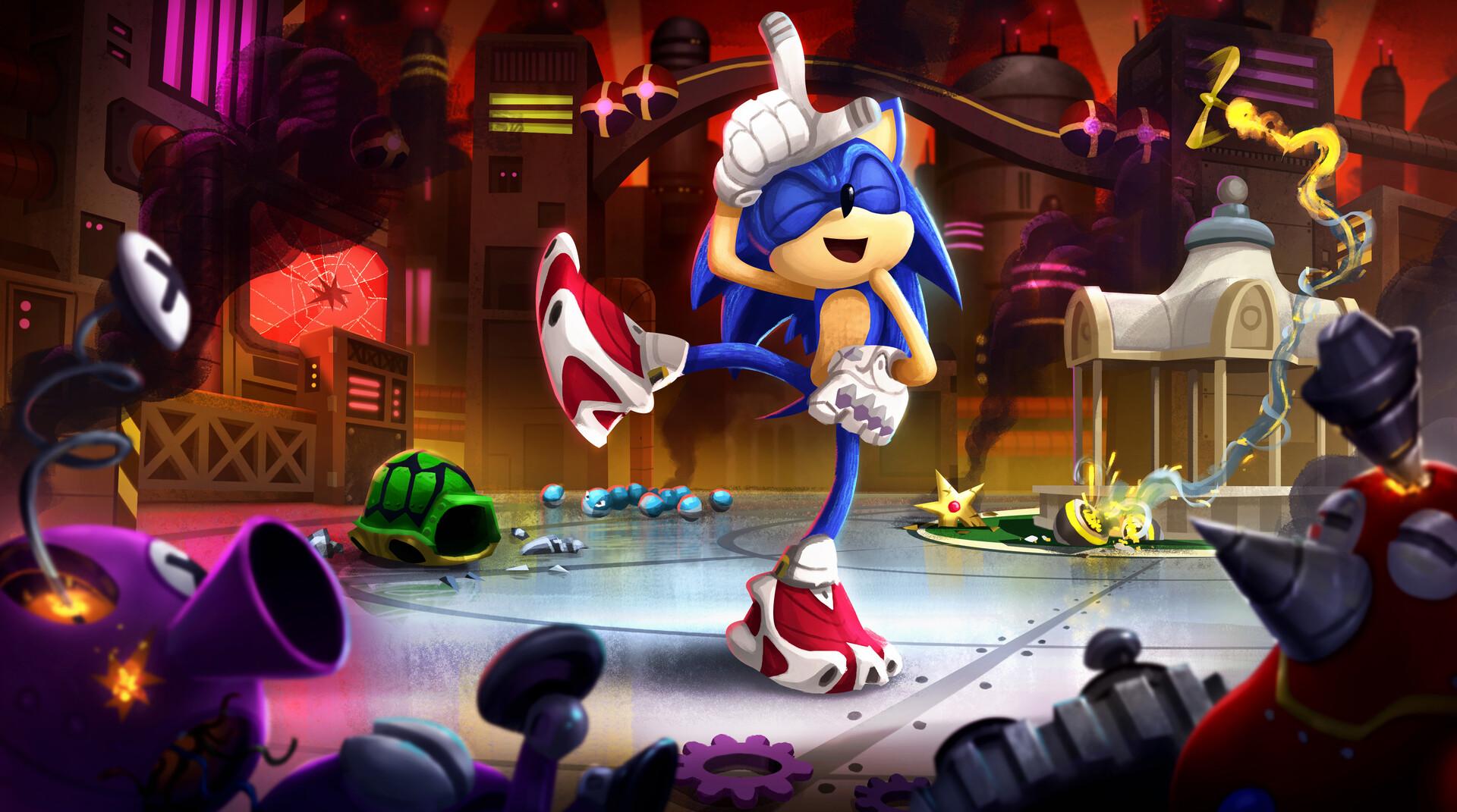 Sonic Prime Artwork 3