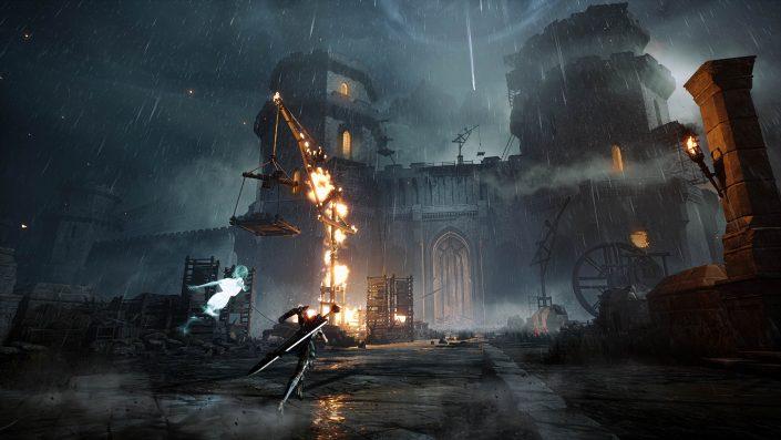Soulstice: Der Gamescom-Trailer und frisches Gameplay zum Next-Gen-Action-Rollenspiel