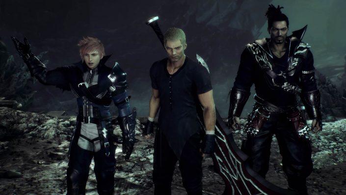 Stranger of Paradise – Final Fantasy Origin: Demo kann endlich gestartet werden – Frisches Gameplay
