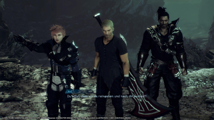 Stranger of Paradise Final Fantasy Origin: Square Enix erwartet kontroverses Feedback