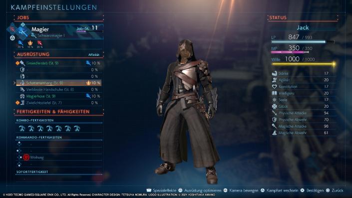 Stranger of Paradise Final Fantasy Origin Trial Version 04