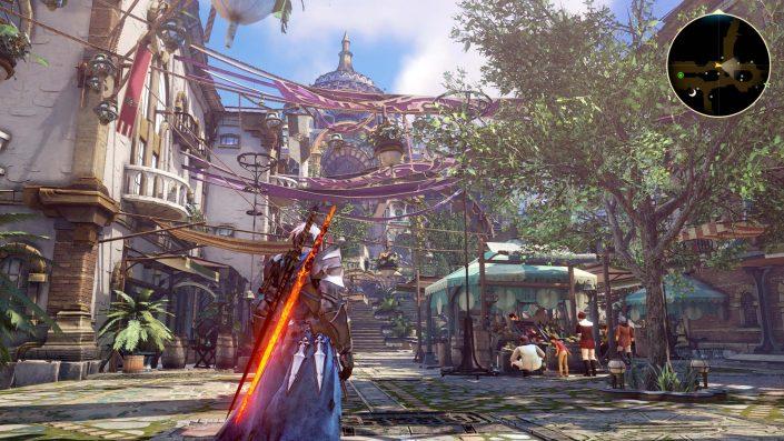 Tales of Arise: Die PS5-Version im neuen Gameplay-Trailer