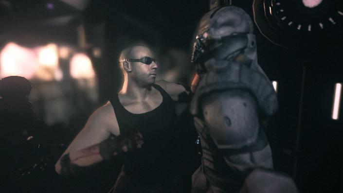 The Chronicles of Riddick: Vin Diesel spricht über Möglichkeit eines neuen Spiels