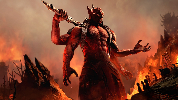 The Elder Scrolls Online Blackwood: Gameplay-Trailer zum heutigen Launch