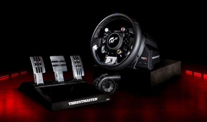 Thrustmaster T-GT II: PS5-Rennlenkrad für 750 Euro veröffentlicht