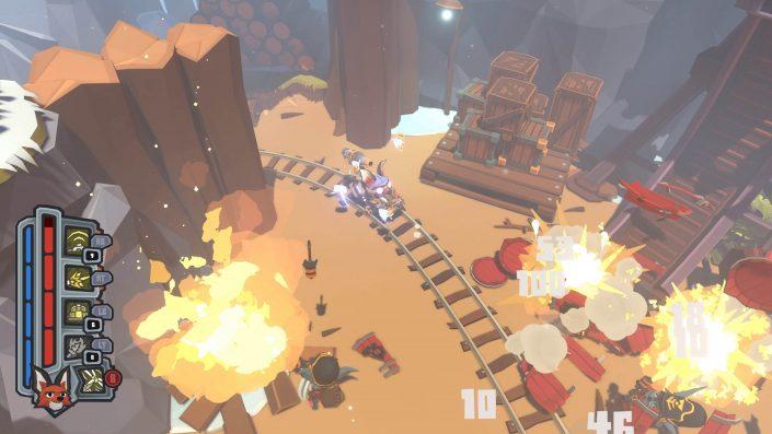 Trifox: Action-Adventure für Konsolen und PC angekündigt