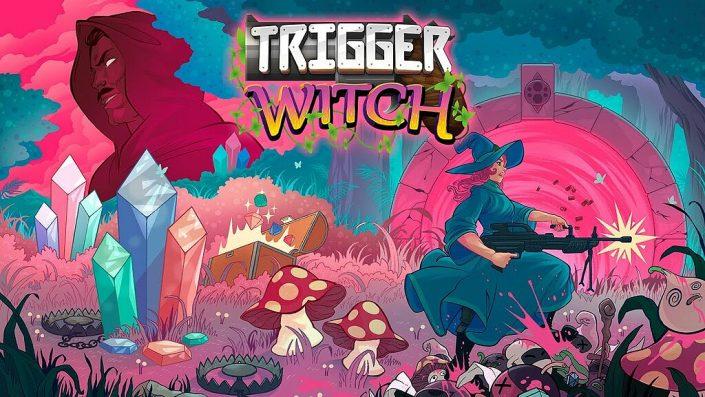 Trigger Witch: Grober Termin zum Twin-Stick-Actionspiel enthüllt
