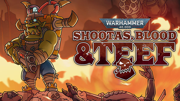 Warhammer 40,000 – Shootas, Blood & Teef: Run & Gun-Plattformer für Konsolen und PC in Entwicklung – Erster Trailer