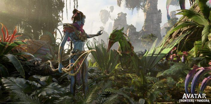 Avatar Frontiers of Pandora: Spielszenen und Details im neuen Entwickler-Video