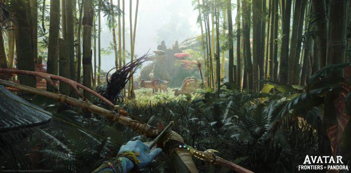 Avatar – Frontiers of Pandora: Erster Trailer, Titel bekannt und Releasezeitraum eingegrenzt