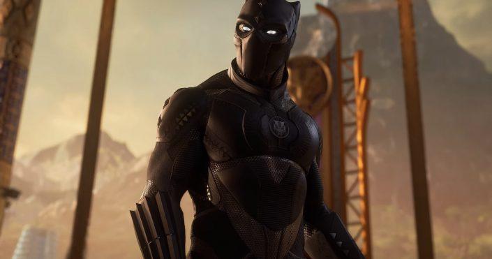 Marvel's Avengers: Artworks zu den Black Panther-Inhalten veröffentlicht