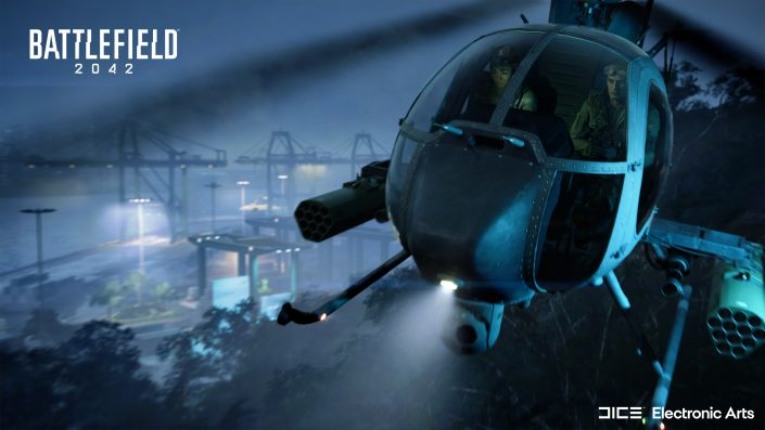 Battlefield 2042: Wegen Hazard Zone – vorerst kein Ranked- oder eSport-Modus