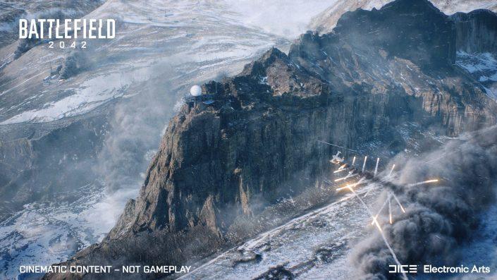 Battlefield 2042: Standard Edition umfasst ab sofort die PS5- und PS4-Versionen