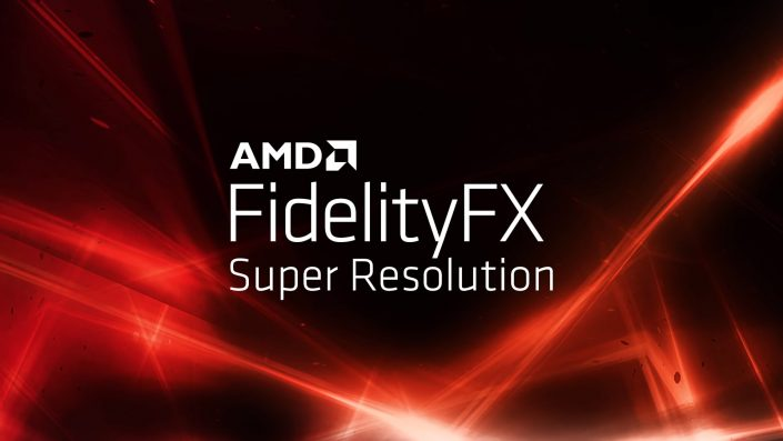 AMD FidelityFX Super Resolution: Laut Indie-Entwickler gerade für kleine Teams behilflich